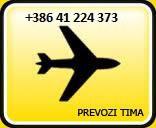 Poceni taxi prevoz na letališče Trst Ronchi, cena 90 eur