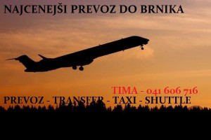 AirportLjubljanataxi